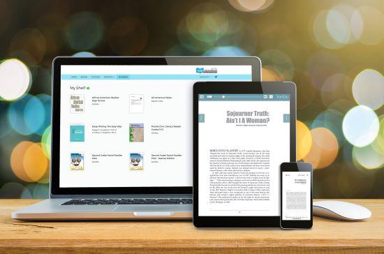 Digital Reader on multiple devices
