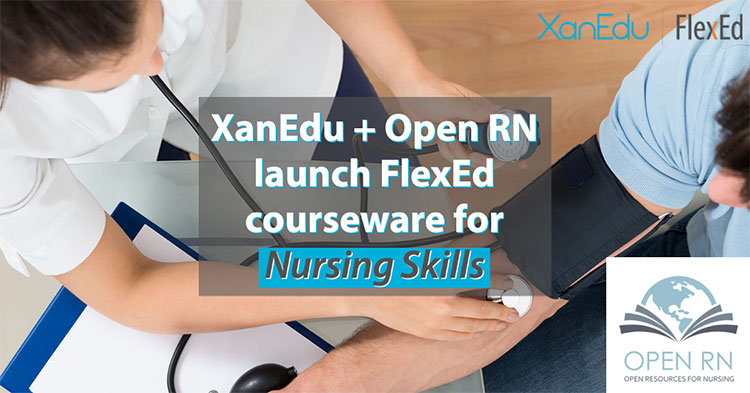 FlexEd Launches Nursing Skills