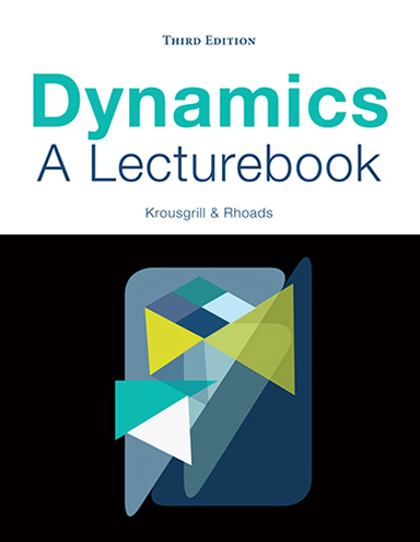 Dynamics: A Lecturebook Featured Image
