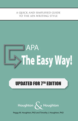 APA: The Easy Way! (updated for 7th Edition)