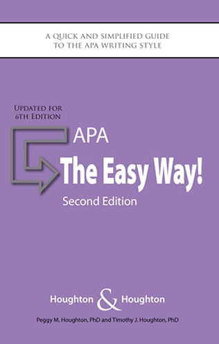 APA: The Easy Way! (updated for 6th Edition APA)