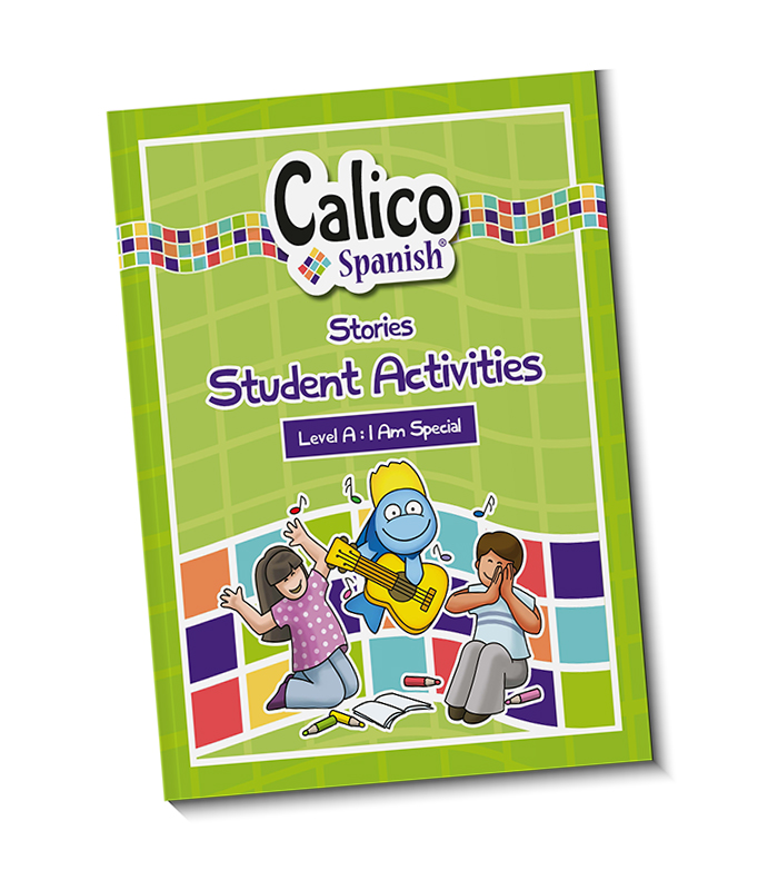 Calico Spanish book cover