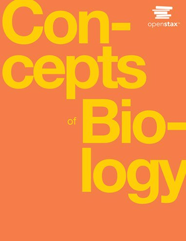 Concepts of Biology