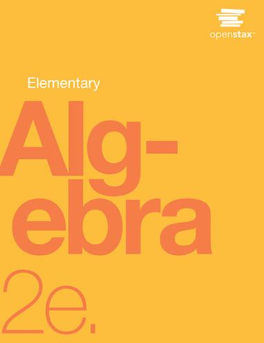 Elementary Algebra 2e