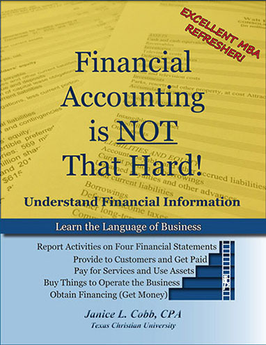 Financial Accounting Is NOT That Hard!