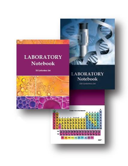 Carbonless Lab Notebooks