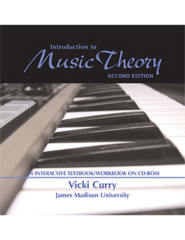 Introduction to Music Theory: An Interactive, Multimedia Textbook/Workbook on CD-ROM