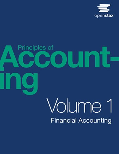 Principles of Accounting Volume 1 - Financial Accounting