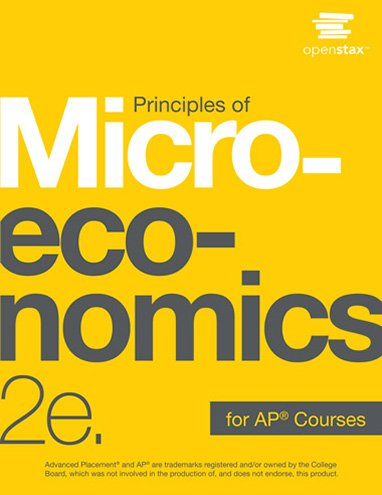 Principles of Microeconomics 2e for AP Courses