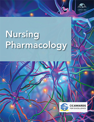 FlexEd courseware for OER Nursing Pharmacology book becomes available