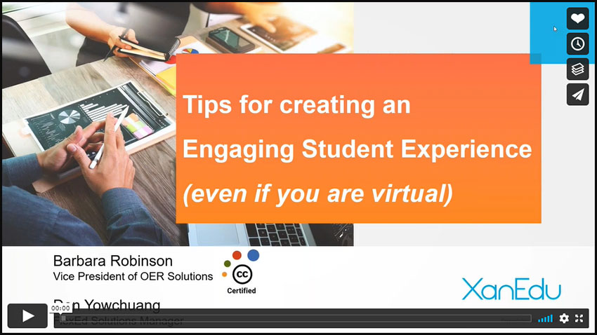 Tips for Creating an Engaging Student Experience Image