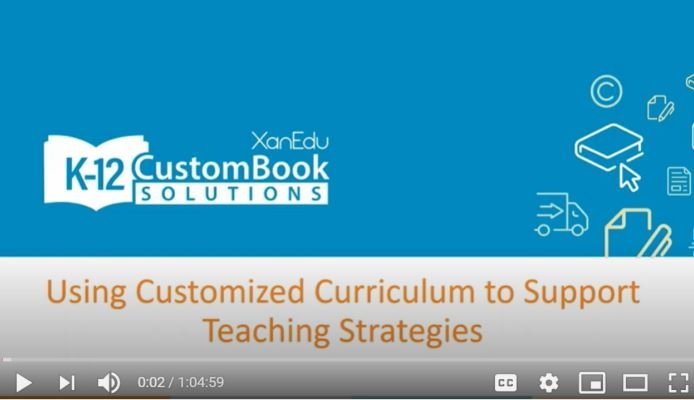 Using Customized Curriculum To Support Teaching Strategies Image