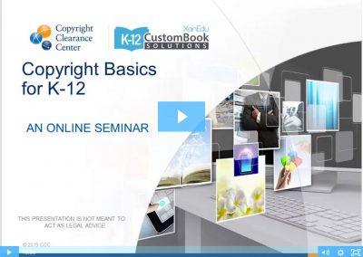 Curriculum Materials and Copyright Image