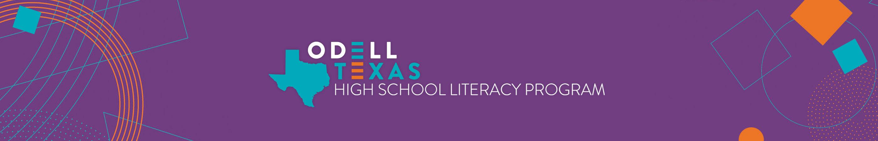 Odell Texas High School Learning Program banner
