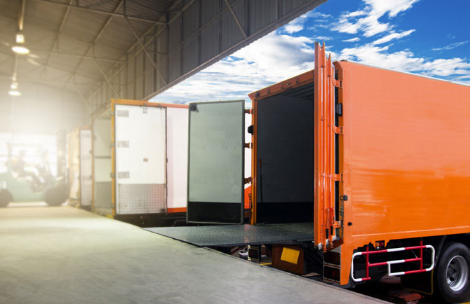 Large and small scale distribution capabilities