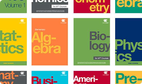 OpenStax™ High School Textbooks
