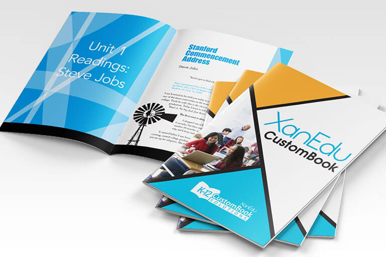 Customized, Affordable Coursepacks