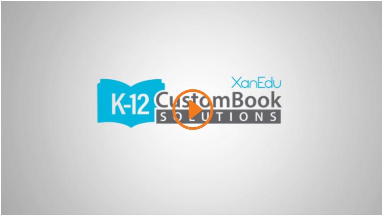 XanEdu K-12 Custom Solutions Image